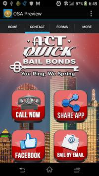 Act Quick Bail screenshot 5