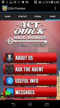 Act Quick Bail screenshot 7