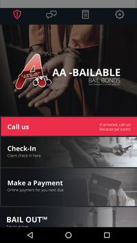 A A-Bail-Able Bail Bonds poster
