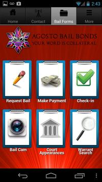 Agosto Bail Bonds apk screenshot