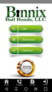Binnix Bail Bonds poster
