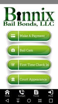 Binnix Bail Bonds apk screenshot