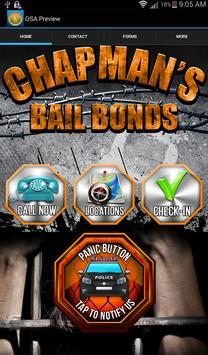 Chapmans Bail Bonds screenshot 8