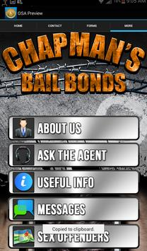 Chapmans Bail Bonds screenshot 11