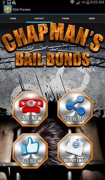 Chapmans Bail Bonds screenshot 1