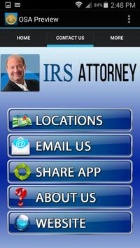 IRS Attorney screenshot 1