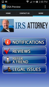 IRS Attorney screenshot 5