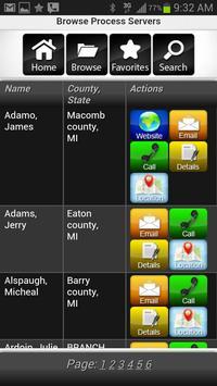 MCODSA apk screenshot