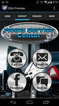 Moats Service Center screenshot 1