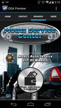 Moats Service Center screenshot 2