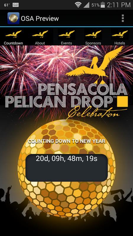 Pensacola New Years Eve 2014