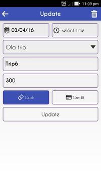 Cab Driver Accountant screenshot 2