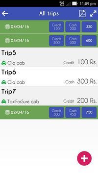 Cab Driver Accountant screenshot 4