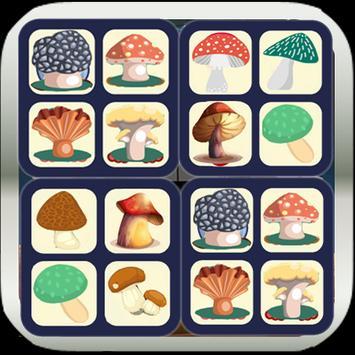 Mushroom Onet! poster