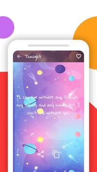 Romantic Love Status screenshot 4