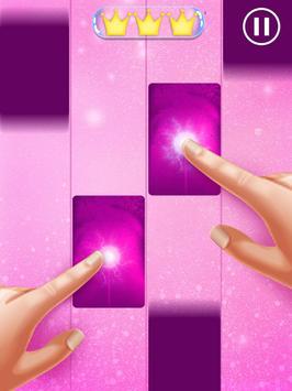 Glitter Piano Tiles Magic 2018 poster