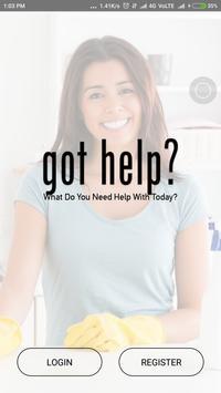 Got Help poster