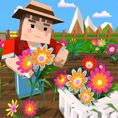 Flower Farming : Garden Building & Decoration icon