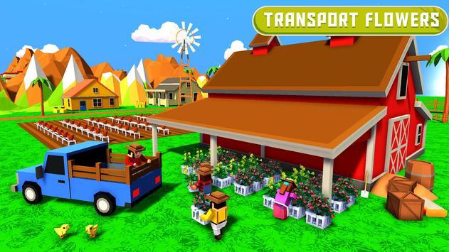 Flower Farming : Garden Building & Decoration screenshot 6