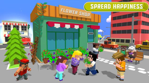 Flower Farming : Garden Building & Decoration screenshot 11