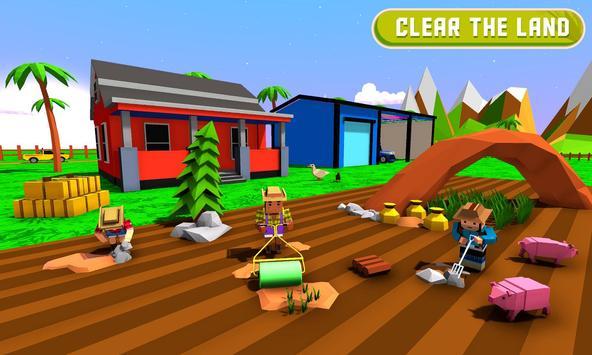 Flower Farming : Garden Building & Decoration screenshot 1