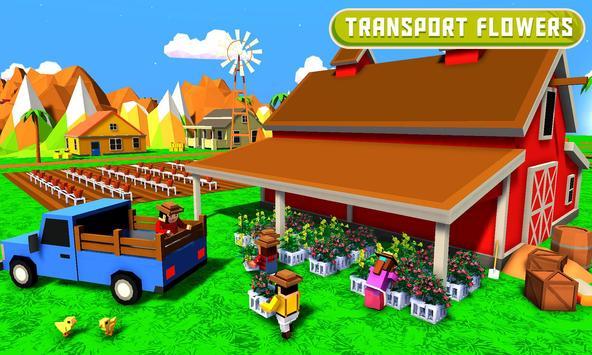 Flower Farming : Garden Building & Decoration screenshot 2