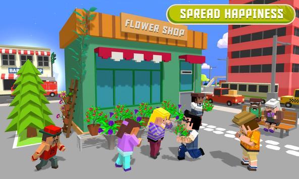 Flower Farming : Garden Building & Decoration screenshot 3