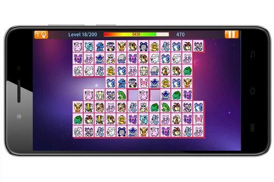 Pikachu Connect Animals 2003 Classic screenshot 1