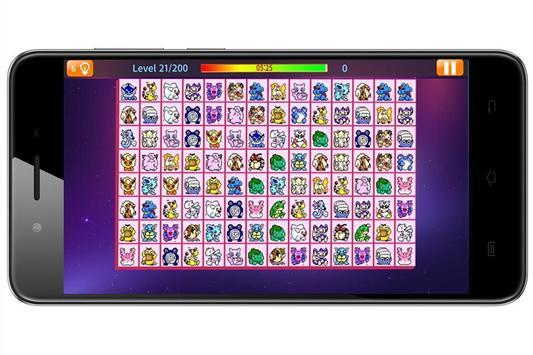 Pikachu Connect Animals 2003 Classic screenshot 4