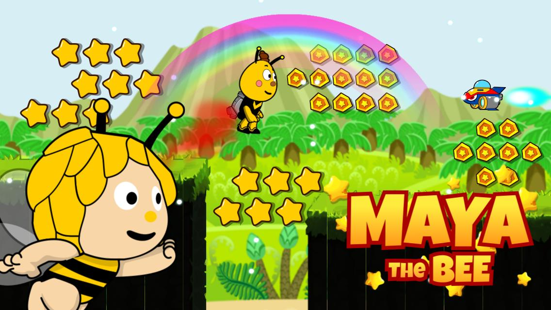Maya the Super Bee for Android - APK Download