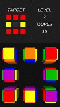 Qube Puzzle poster