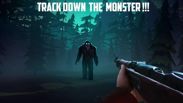 Bigfoot Monster Hunter poster