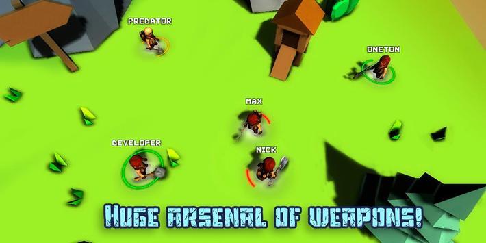 Blitz Arena: Survival Online screenshot 3