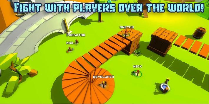 Blitz Arena: Survival Online screenshot 1