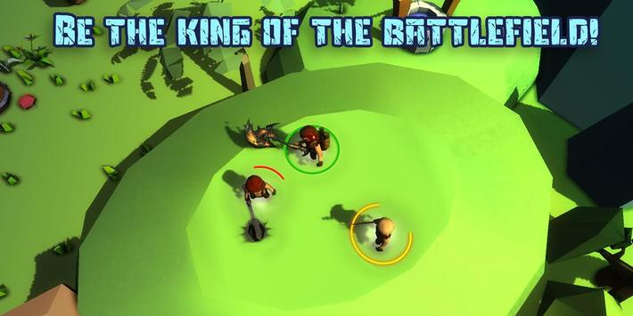 Blitz Arena: Survival Online apk screenshot