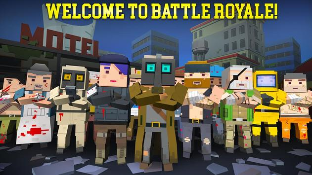 Grand Battle Royale: Pixel War poster