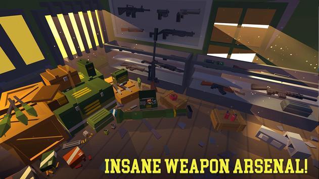Grand Battle Royale: Pixel War apk screenshot