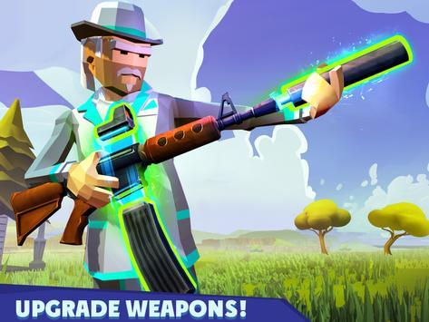 Rocket Royale screenshot 3