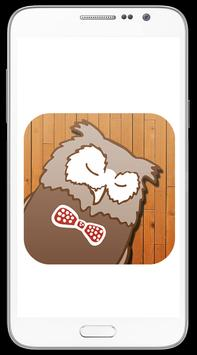 Owl crush: owl games for free poster