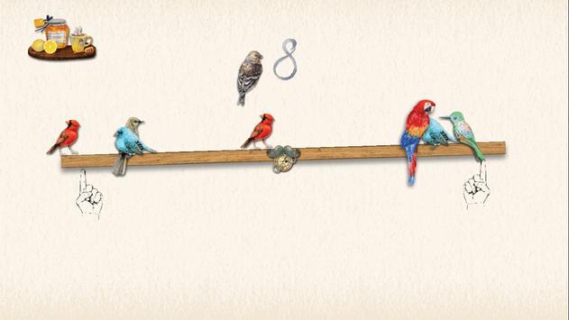 Birds Seesaw apk screenshot