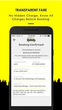 One Way Cab apk screenshot