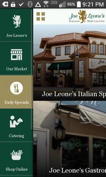 Joe Leone's screenshot 2