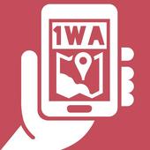 1WA Touring icon