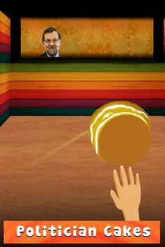 Politician Cakes España screenshot 2
