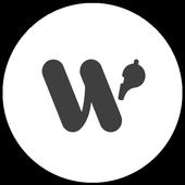 Whistle Partner icon