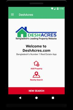 Deshacres: Bangladesh's No.1 Real Estate App screenshot 2