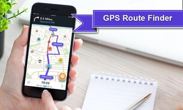GPS Route Finder screenshot 6