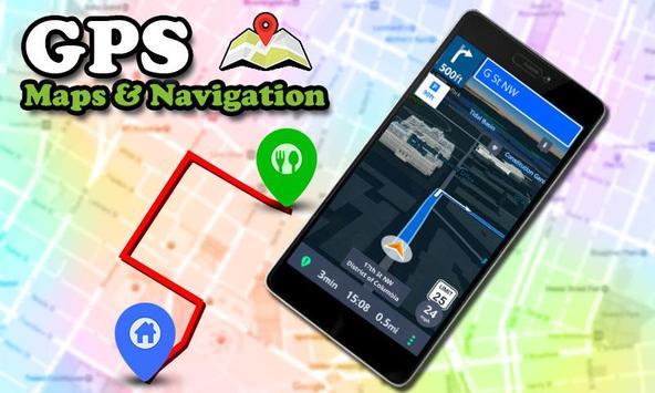 GPS, Maps & Navigation screenshot 3