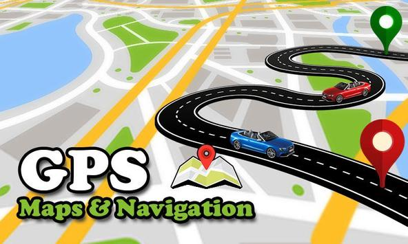 GPS, Maps & Navigation poster
