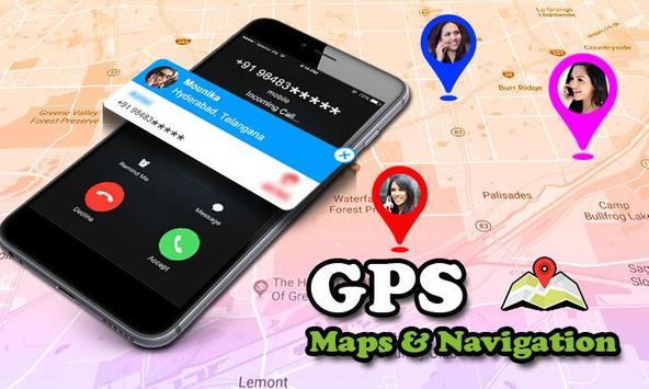 GPS, Maps & Navigation screenshot 1